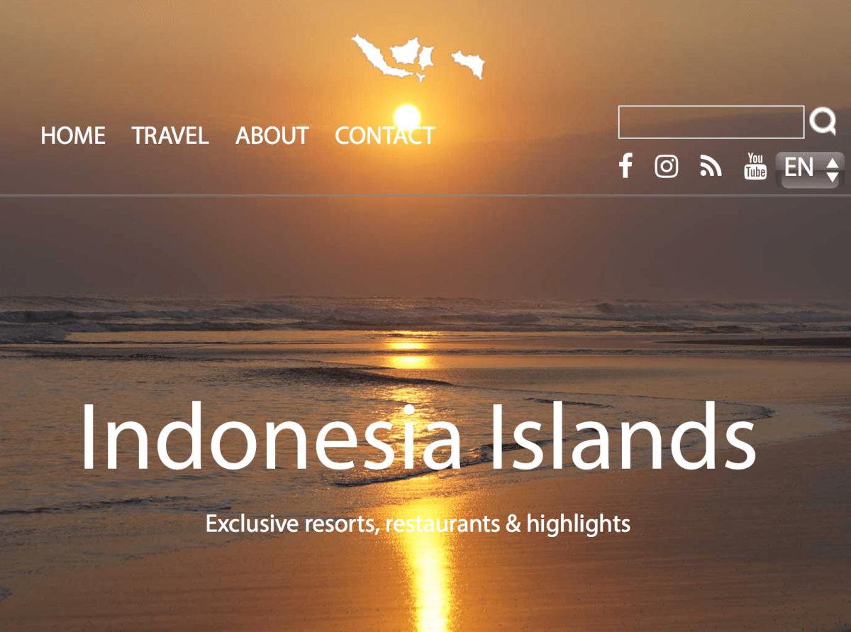 Indonesia Islands Rebecca Schmitt